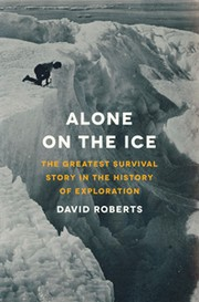 Cover of: Alone on the ice
