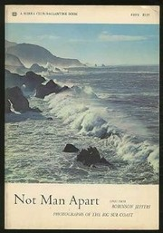 Cover of: Not Man Apart