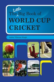 Cover of: The Little Big Book of World Cup Cricket, edition II