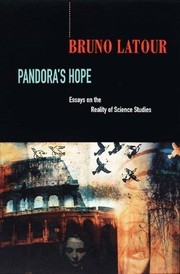 Cover of: Pandora's Hope