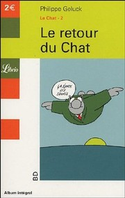 Cover of: Le Chat, Tome 2: Le retour du Chat