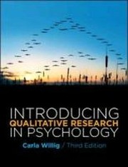 Cover of: Introducing qualitative research in psychology
