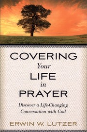 Cover of: Covering Your Life In Prayer