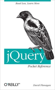 Cover of: jQuery Pocket Reference