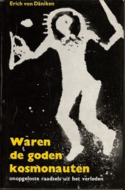 Cover of: Waren de goden kosmonauten?