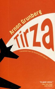 Cover of: Tirza