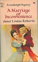 Cover of: A Marriage of Inconvenience