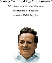 "Cover of: ""Surely you're joking, Mr. Feynman!"""
