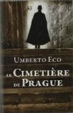 Cover of: Le cimetière de Prague