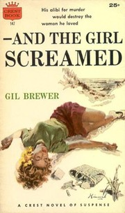 Cover of: And the Girl Screamed