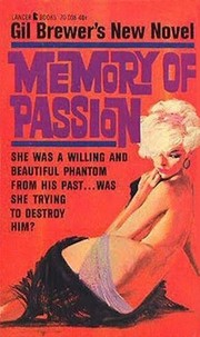 Cover of: Memory of Passion
