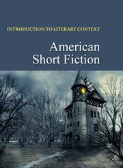 Cover of: American short fiction