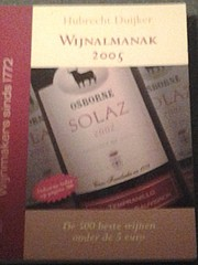 Cover of: Wijnalmanak 2005
