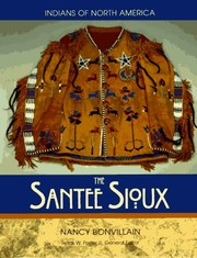 Cover of: The Santee Sioux