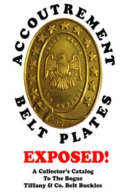 Cover of: Accoutrement Belt Plates: Exposed!