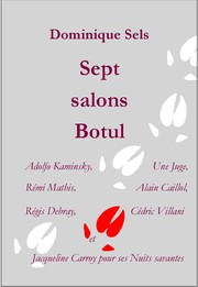 Cover of: Sept salons Botul