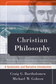 Cover of: Christian philosophy