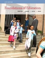 Cover of: Cengage Advantage Books: Foundations of Education / Edition 12