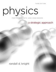 Cover of: Physics for Scientists and Engineers: A Strategic Approach, Vol. 1 (Chs 1-15) / Edition 3