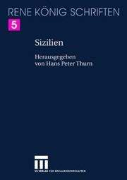 Cover of: Sizilien