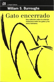 Cover of: Gato encerrado