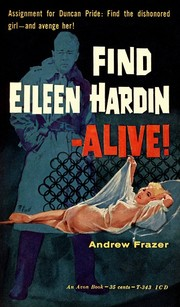 Cover of: Find Eileen Hardin — Alive!