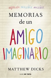 Cover of: Memorias de un amigo imaginario