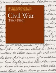 Cover of: Civil War