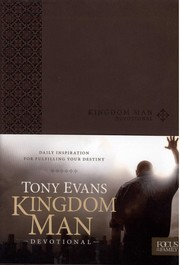 Cover of: Kingdom Man Devotional
