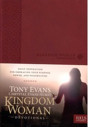 Cover of: Kingdom Woman Devotional