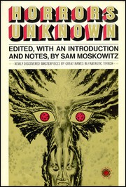 Cover of: Horrors Unknown
