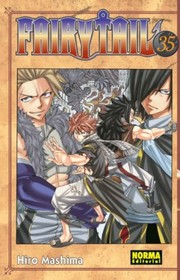 Cover of: Fairy Tail. 35