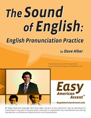 Cover of: The Sound of English: English Pronunciation Practice