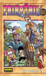 Cover of: Fairy Tail, 28