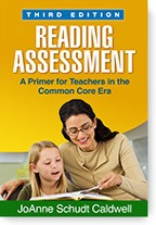 Cover of: Reading Assessment: A Primer for Teachers in the Common Core Era - Third Edition