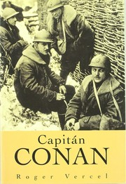 Cover of: Capitán Conan