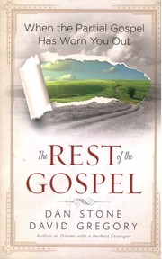 Cover of: The Rest of the Gospel