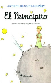 Cover of: El Principito