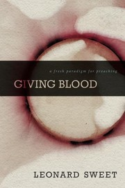 Cover of: Giving blood