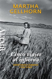 Cover of: Cinco viajes al infierno