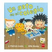Cover of: Un gato en el colegio