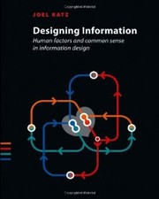 Cover of: Design Information: Human Factors and common sense in information design