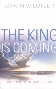 Cover of: The King is coming
