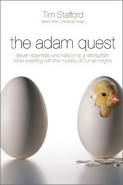 Cover of: The Adam quest