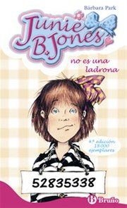 Cover of: Junie B. Jones no es una ladrona
