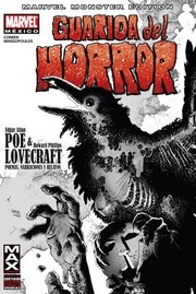 Cover of: La guarida del horror
