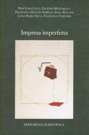 Cover of: Impresa imperfetta