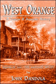 Cover of: West Orange: A Concise and Accurate History