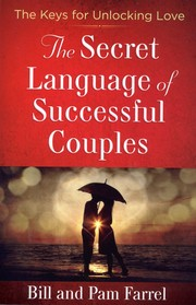 Cover of: The Secret Language of Successful Couples