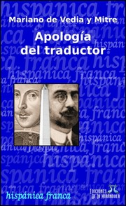 Cover of: Apología del traductor